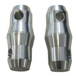Conical adapter for F32 to F34 left