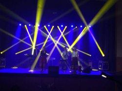 Osvetlenie podujatí