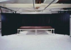 Pódiá a zastrešenia